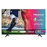 Hisense 43AE7000F, Smart TV LED Ultra HD 4K 43 ', HDR 10+, Dolby DTS, com Alexa ...