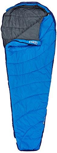 Saco de dormir azul Millet Baikal 750