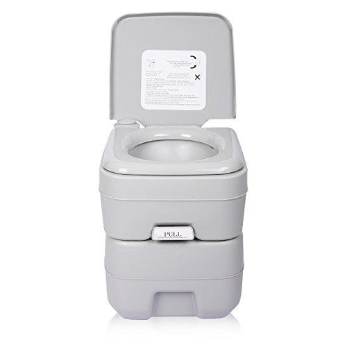 Sanita portátil de viagem ExcelVan 20L