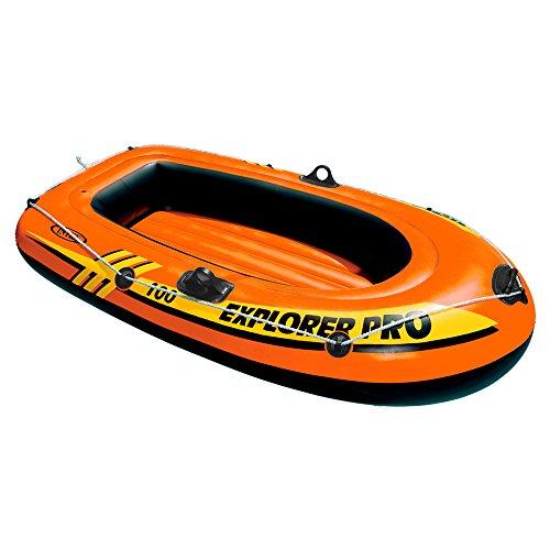 Barco inflável INTEX 'Explorer Pro 100' - 160 x 94 x 29 cm