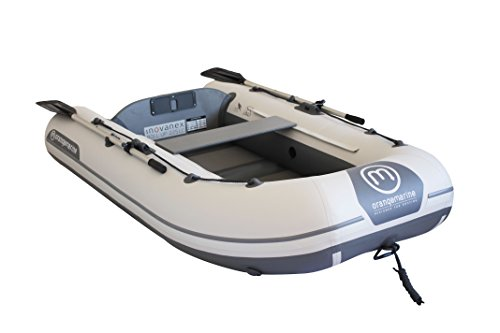 Enrole o barco inflável OrangeMarine Inovanex 200LC