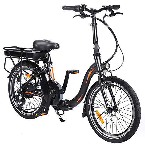 Bicicleta elétrica dobrável de 20 polegadas, bicicletas El Bicycles