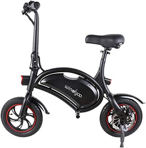 Bicicleta elétrica dobrável Windgoo 36V - E-Bike 12