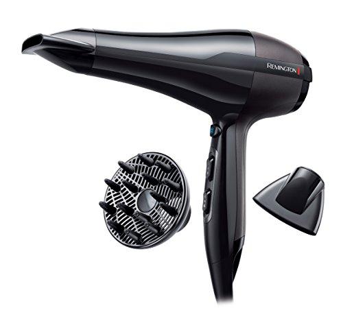 Secador de cabelo profissional Remington AC5999 Pro-Air AC, Flow ...