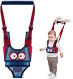 Rédeas de bebê Vicloon, cintos de segurança respiráveis para bebês, andador de bebê removível, auxílio para caminhar, arnês de segurança para bebês, suporte portátil