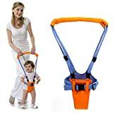 Andador, rédeas de bebê, arnês de bebê, arnês de bebê cintos de segurança de bebê Suporte portátil para ajudar a andar arnês de segurança de bebê
