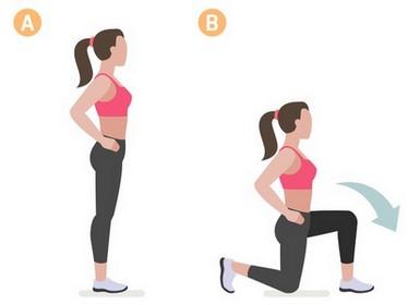 Os 10 melhores exercícios para fazer em casa