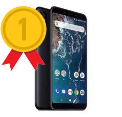 O Xiaomi Mi A2 é o melhor telemóvel com menos de 200 €