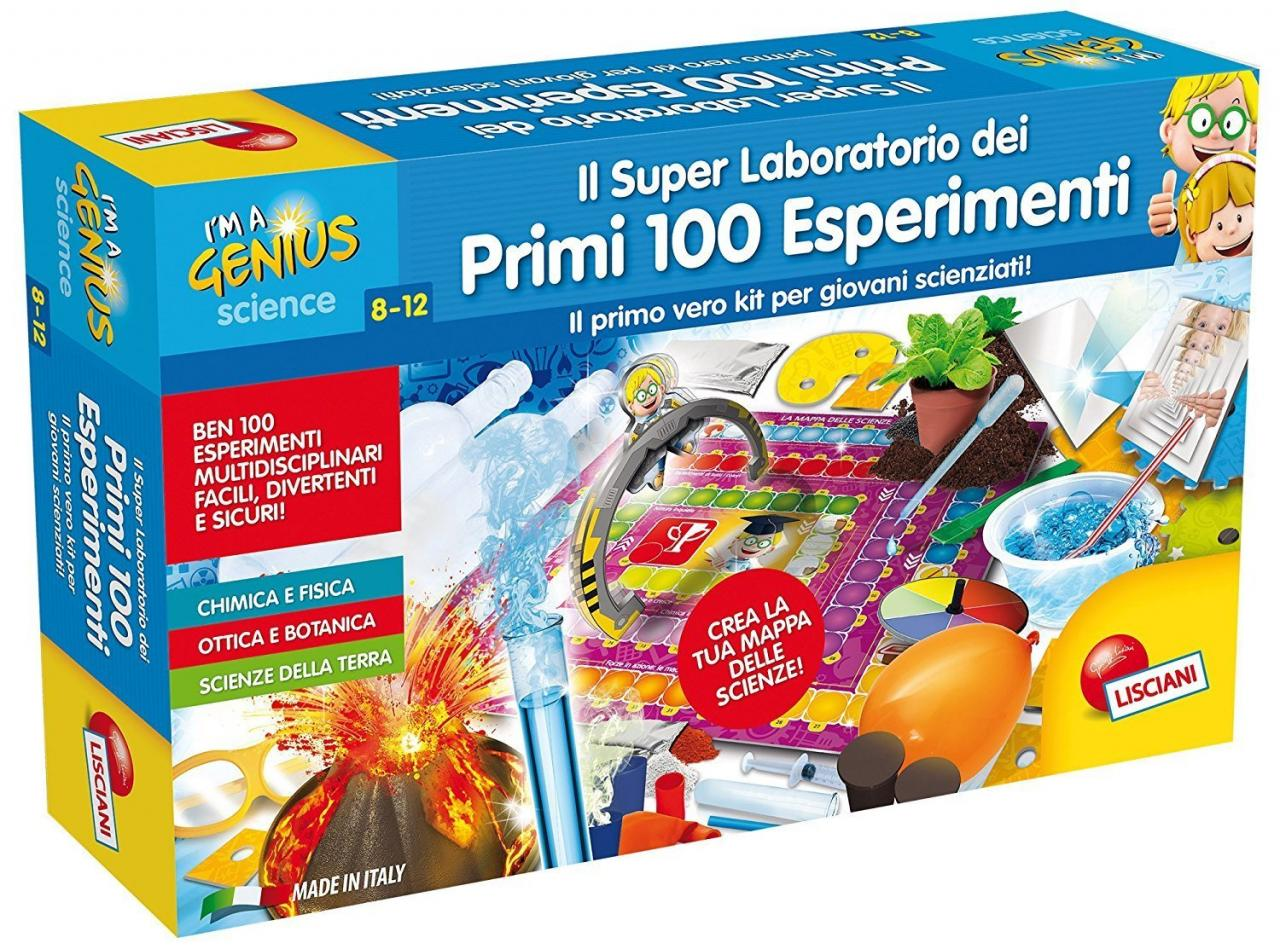 Os melhores presentes e jogos científicos para crianças