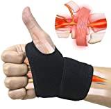 SUPRBIRD Suporte de pulso Sport para prevenir entorses e distensões ...