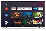 Sharp Aquos LC-32Bi6E 32 'Android 9.0 Smart TV de 10 bits compatível com TV HD, Wi-Fi, ...