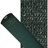 ITALFROM Rolo de cobertura de cortina para tela verde em diferentes tamanhos para ...