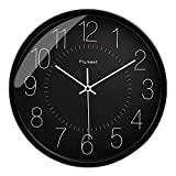 Relógio silencioso Plumeet, relógio de quartzo resistente a riscos de 30 cm, ...
