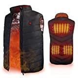 Colete aquecido AiBast, colete aquecido por fora, com materiais quentes ...