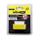 Complemento Universal Shoppy Lab Nitro para unidade de controle Obd2 de carros a gasolina ...