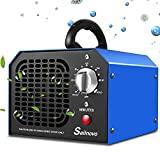 Purificador de ar de ozônio gerador profissional de 6000 mg / h com ...