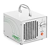 Gerador de ozônio Ulsonix, purificador de ar AIRCLEAN 5G-WL (5000 mg / h, 65 W, ...