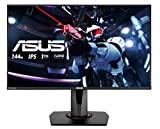 Monitor de jogos ASUS VG279Q 27 '' FHD (1920 x 1080) para PC, IPS, 144 Hz, 1 ms ...