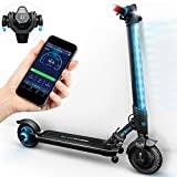 Notícias de 2019!  Aplicativo para smartphone scooter elétrico IX300 Bluewheel, LED ...