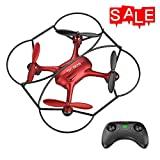 TEC.BEAN Mini Drone Sparrow GD90-A para iniciantes, quadcopter com alturas ...
