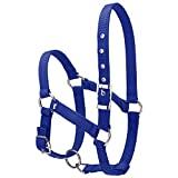 Cabeçada para cavalo em corda XXDYF, cabeçada para cavalo ajustável de 6 mm sortida ...