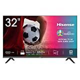 Hisense 32AE5000F TV HD LED de 32 ', sem moldura, reprodutor de mídia USB, sintonizador DVB-T2 / S2 ...