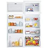 Candy CFBD 2450 / 2ES refrigerador embutido 220L A + branco com freezer