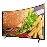 YILANJUN FullHD Smart TV Wi-Fi LED TV - (tela curva, 32/42/50/55 '), ...