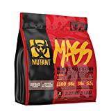MUTANT Muscle Mass Gainer Protein Powder, Dark Chocolate Brownie -...