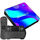 Magcubic TV Box Android 11.0 TV Box 4 GB de RAM 128 GB ROM RK3318 Dual WIFI TV Box ...
