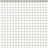 Rede plástica protetora Tenax Square Mesh para varandas, portões e ...