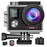 Campark ACT76 Action Cam 4K WiFi 16MP Ultra HD Sports Action Camera com ...