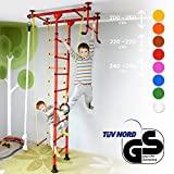 Encosto de ginástica sueca NiroSport FitTop M1 para crianças, testado em ...