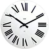 Relógio de parede Alessi 12W Firenze em ABS, movimento quartzo, branco, ...