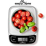 Balança Alimentar / Balança de Cozinha Easy @ Home com alta precisão na capacidade ...