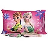 Personagens Full Bed Disney Frozen Um simples quadrado de algodão superior inferior inferior ...