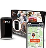 PAJ GPS Allround Finder 2020 GPS - dispositivo de rastreamento GPS para carros, motocicletas, idosos, ...