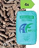 Pellet de estrume WUEFFE - 4 sacos de 25 kg cada - fertilizante natural para melhorar o solo ...