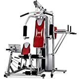 BH Fitness Global Gym Titanium G152X, treino multi-estação com perna ...