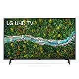 TV LED inteligente LG 43UP77006LB 4K Ultra HD 43