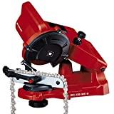Einhell 4499920 GC-CS 85 E, amolador de motosserra, 5500 rpm, 85 W, 230 ...