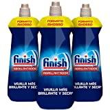 Acabamento - abrilhantador para lava-louças Regular 800 ml (embalagem de 3)
