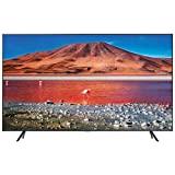 SAMSUNG UE50TU7172 50 'SMART LED ULTRA HD 4K TV HDR DVB-T2 WiFi preto