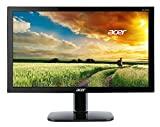 Monitor Acer KA270H 27 ', brilho 300 cd / m2, tempo de resposta 4 ms, ...
