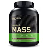 Nutrição ideal Serious Mass Gainer, Protein Whey in Polvere per Aumentare la ...