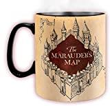 ABYstyle - HARRY POTTER Caneca mágica Mudança de Calor Mapa do Maroto (para ...