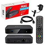 Leitor multimídia Mag 420w1 Infomir Original e HB-DIGITAL 4K IPTV Set-Top-Box ...