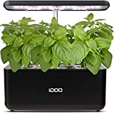 Sistemas de jardim inteligente IDOO com lâmpada LED para plantas, kit para ...