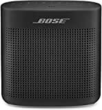 Alto-falante Bose SoundLink Color II Bluetooth 4.2, à prova d'água, NFC, preto