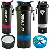 Frasco Shaker BeMo® 800 ml, 100% estanque, com logotipo, sem ...